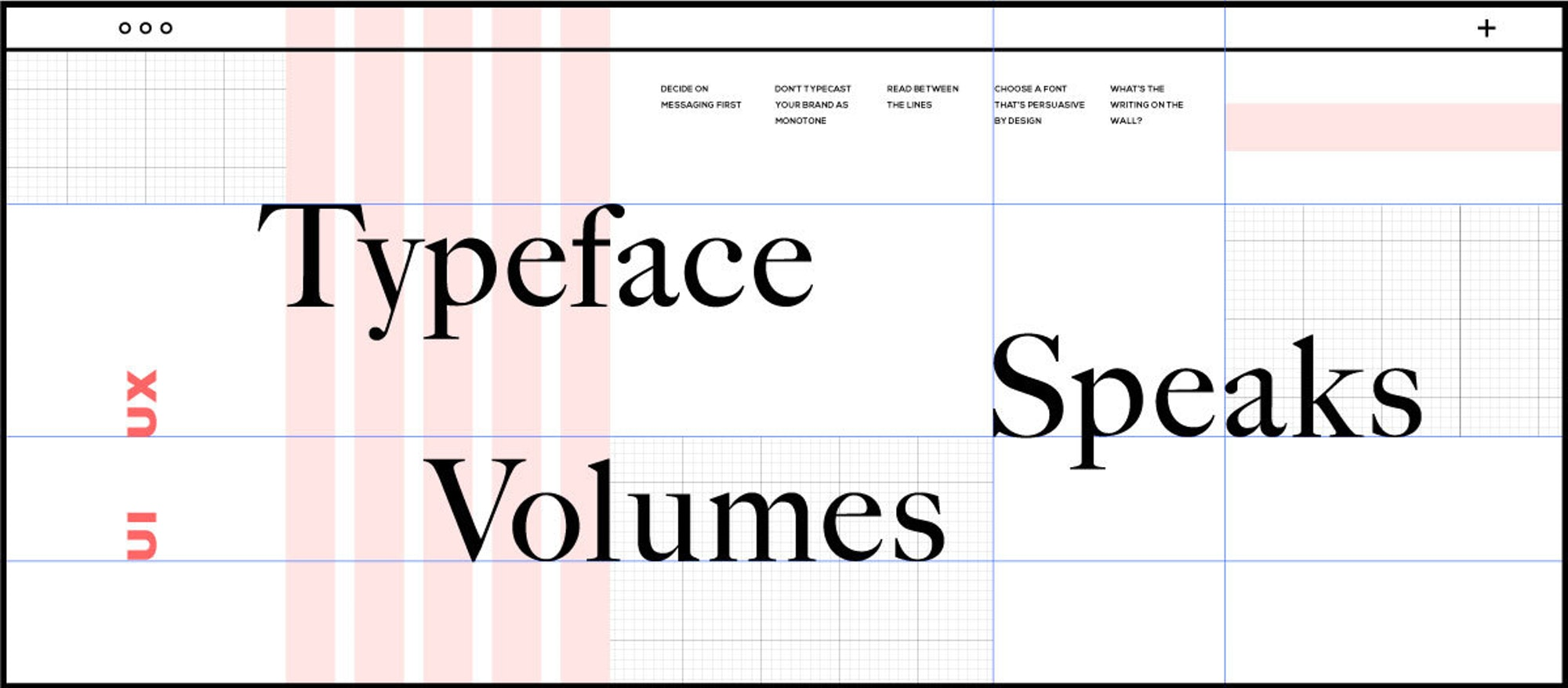 The Devil is in the (Web Design) Details: Why Typeface Matters